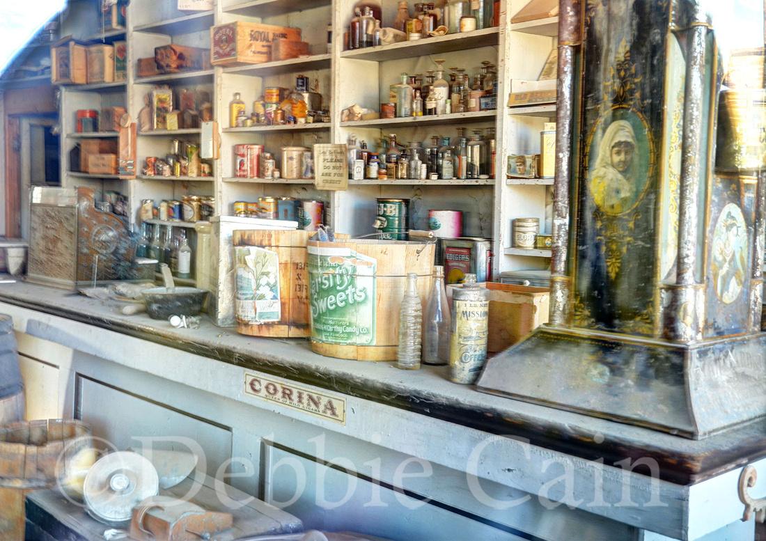 Bodie Shop No. 1